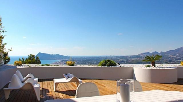 3 quarto Apartamento para venda em Altea com piscina - 1 700 000 € (Ref: 3145123)