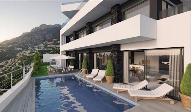 5 quarto Moradia para venda em Altea com piscina - 1 850 000 € (Ref: 3145186)