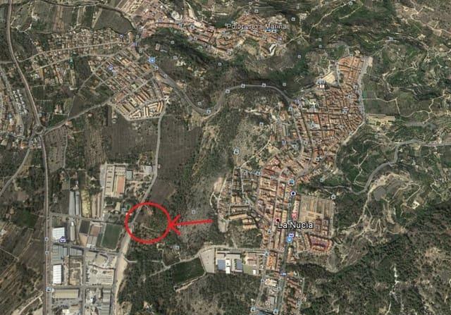 Terreno para Construção para venda em La Nucia - 160 000 € (Ref: 3199653)