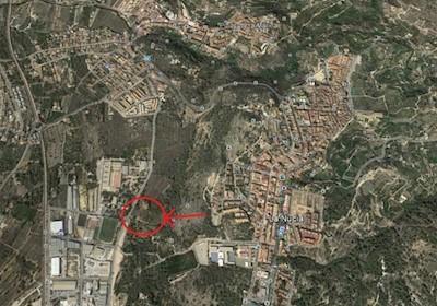 Bauplatz zu verkaufen in La Nucia - 160.000 € (Ref: 3199653)