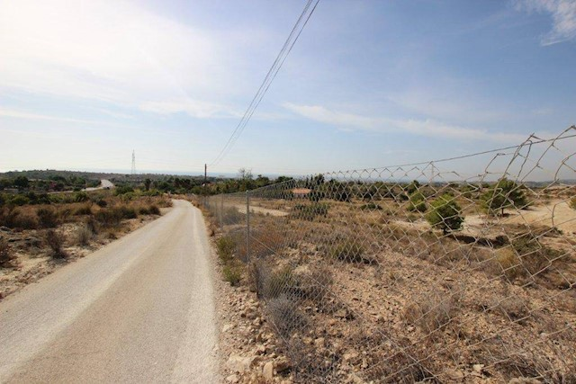 Byggetomt til salgs i La Villajoyosa / Vila Joiosa - € 300 000 (Ref: 3199655)