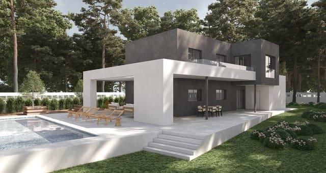 4 quarto Moradia para venda em Benidorm com piscina - 799 000 € (Ref: 4304336)