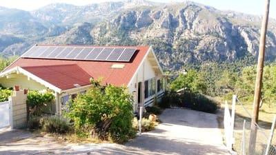 3 chambre Villa/Maison à vendre à Benimantell - 135 000 € (Ref: 4392868)