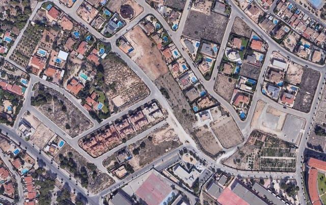 Area Edificabile in vendita in Alfaz del Pi / L'Alfas del Pi - 210.000 € (Rif: 4527221)