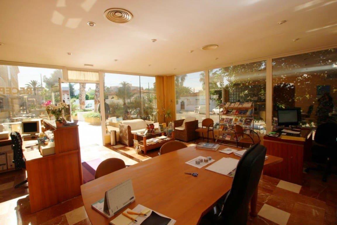 24 chambre Hôtel à vendre à Albir avec piscine - 3 885 000 € (Ref: 4923212)
