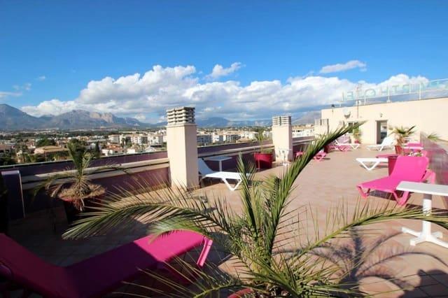 24 quarto Hotel para venda em Albir com piscina - 3 885 000 € (Ref: 4923212)