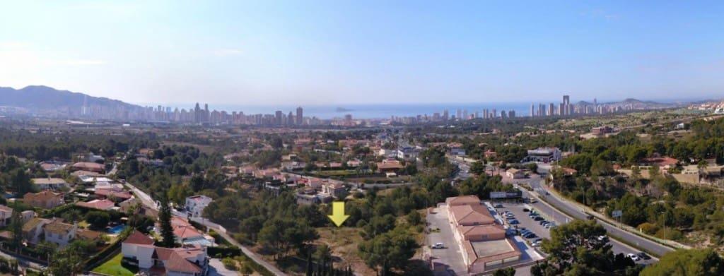 Terreno para Construção para venda em Benidorm - 250 000 € (Ref: 4923269)