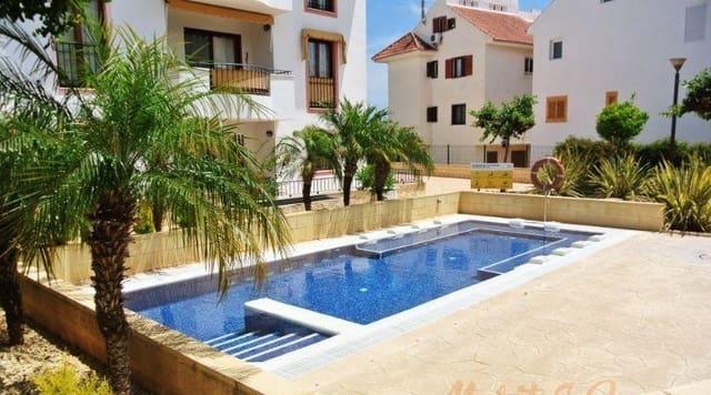 1 quarto Apartamento para venda em Alfaz del Pi / L'Alfas del Pi com piscina - 89 000 € (Ref: 4958809)