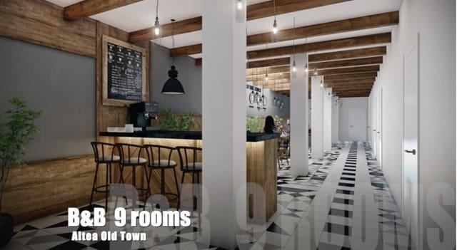 9 sovrum Hotell till salu i Altea - 650 000 € (Ref: 5964536)