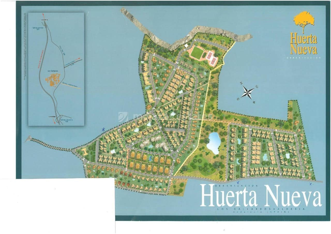 Undeveloped Land for sale in Los Gallardos - € 45,000 (Ref: 4651344)