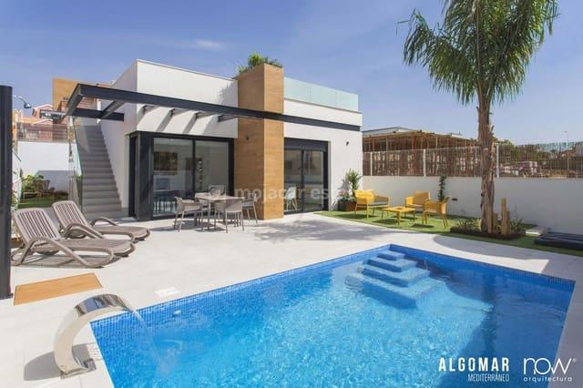 3 bedroom Villa for sale in San Juan de los Terreros with pool - € 303,500 (Ref: 4913571)