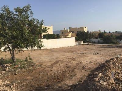 Landgrundstück zu verkaufen in La Algarrobina - 44.000 € (Ref: 5414880)