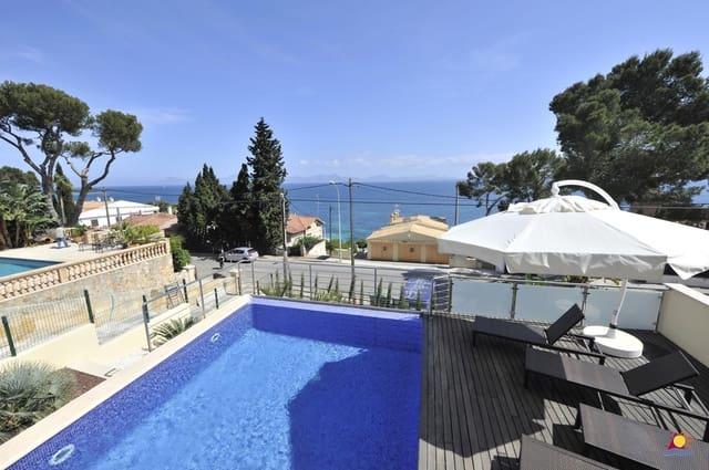 4 sovrum Bungalow till salu i Alcudia med pool - 995 000 € (Ref: 4915710)