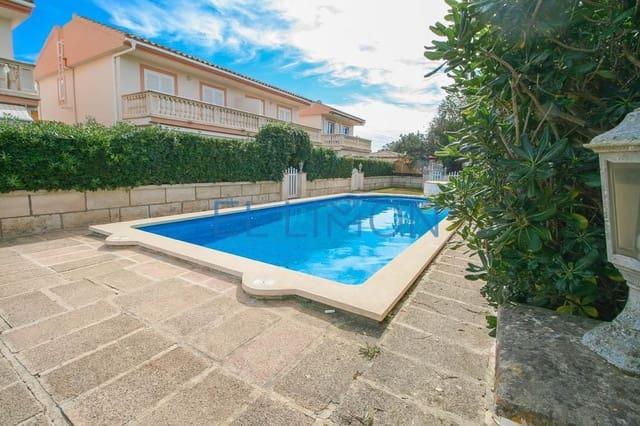 3 sypialnia Bungalow na sprzedaż w Puerto de Alcudia z basenem - 320 000 € (Ref: 5154540)