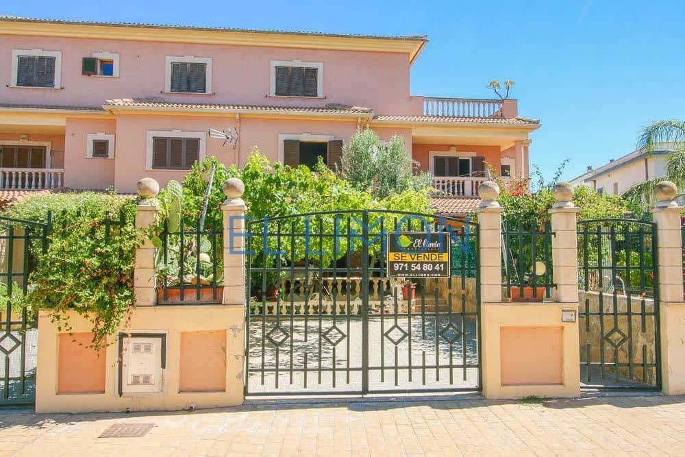 4 soveværelse Bungalow til salg i Puerto de Alcudia - € 315.000 (Ref: 5417917)