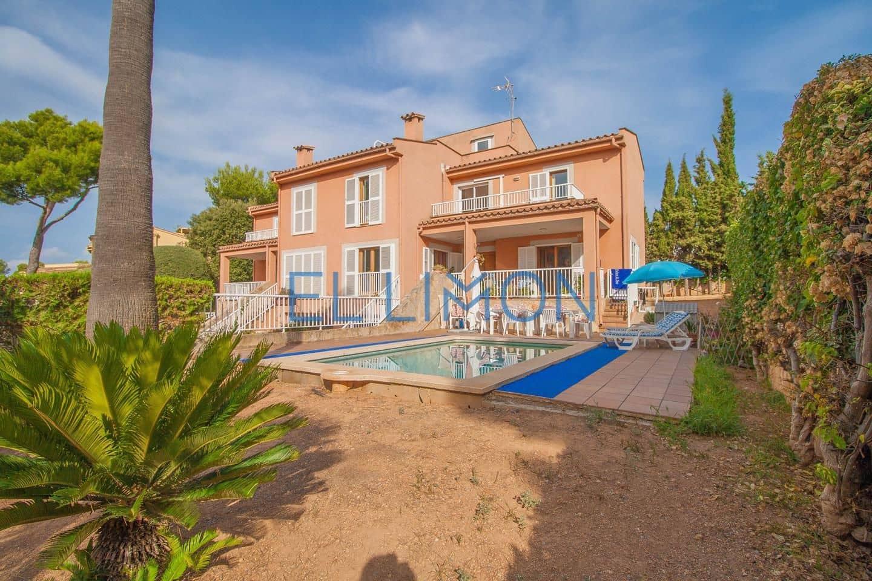 3 soveværelse Bungalow til salg i Alcudia med swimmingpool - € 580.000 (Ref: 6316547)