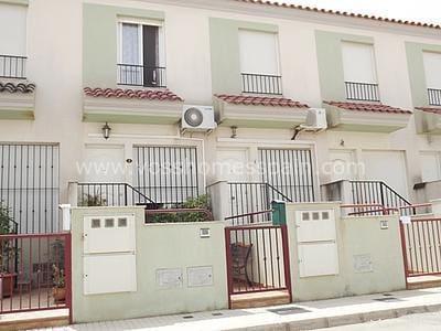 2 soveværelse Lejlighed til salg i Almendricos med swimmingpool - € 59.000 (Ref: 1600661)
