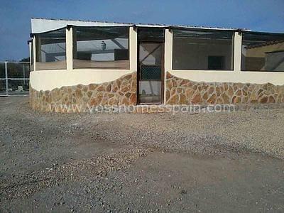 1 quarto Quinta/Casa Rural para arrendar em Huercal-Overa - 300 € (Ref: 1926667)