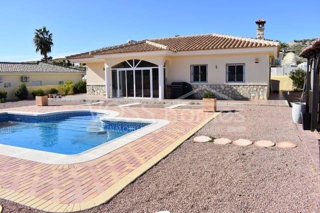 3 chambre Villa/Maison à vendre à Zurgena avec piscine - 179 950 € (Ref: 5349480)