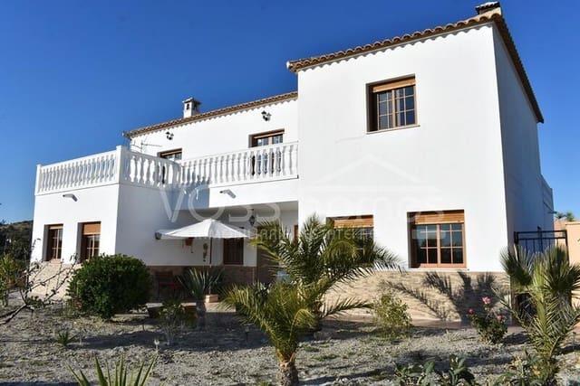 Finca/Casa Rural de 5 habitaciones en Huércal-Overa en venta - 224.950 € (Ref: 5349636)