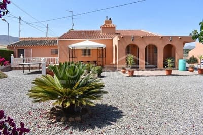 5 bedroom Finca/Country House for sale in Almendricos with pool - € 159,950 (Ref: 5349676)