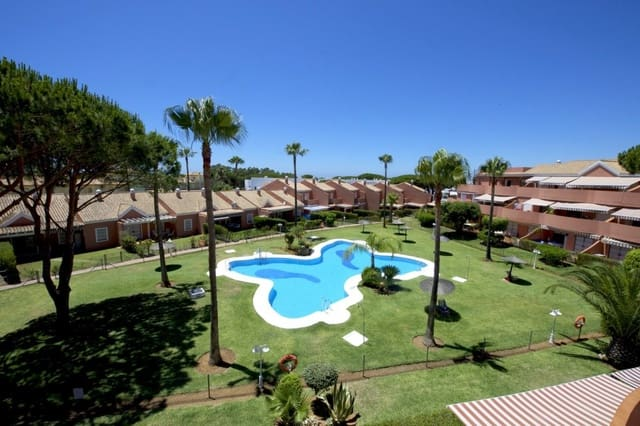 2 Zimmer Penthouse zu verkaufen in Novo Sancti Petri mit Pool Garage - 230.000 € (Ref: 5706133)