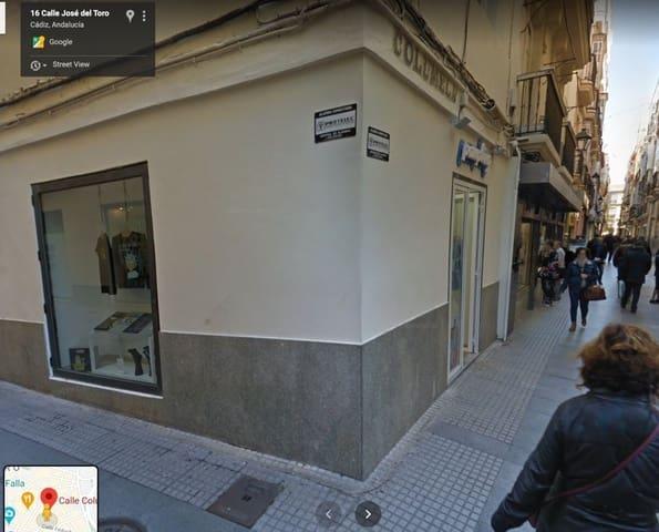 Erhverv til leje i Cadiz by - € 1.800 (Ref: 6068519)
