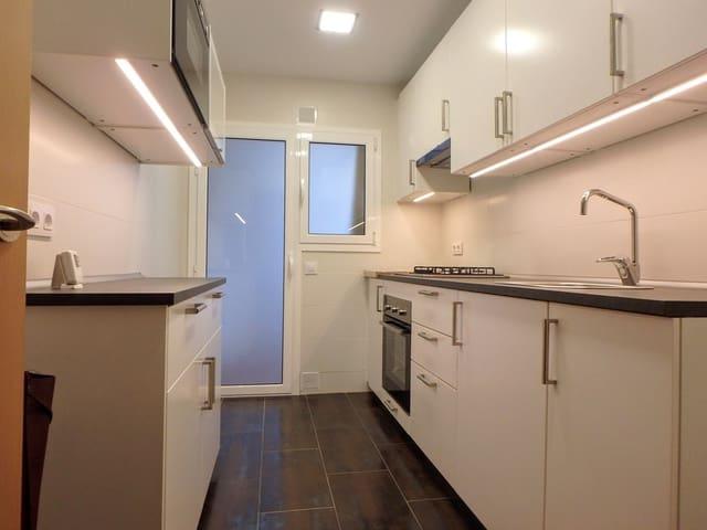 3 slaapkamer Flat te huur in Blanes - € 650 (Ref: 5521836)