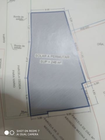 Terre non Aménagée à vendre à Galdar - 39 000 € (Ref: 5224946)