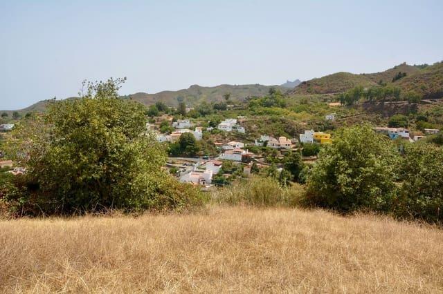Ubebygd land til salgs i Valleseco - € 76 500 (Ref: 5556501)