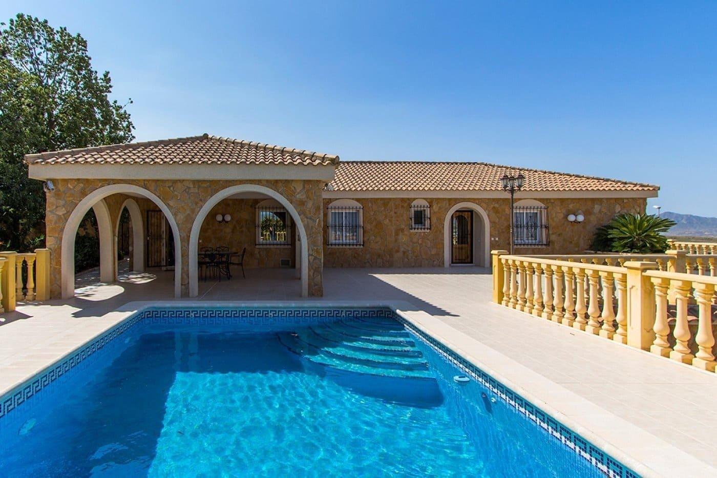 Chalet de 6 habitaciones en Camposol en venta con piscina garaje - 780.000 € (Ref: 4925114)