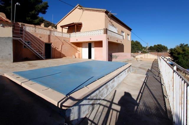 Chalet de 6 habitaciones en Gañuelas en venta con piscina garaje - 134.800 € (Ref: 5054898)