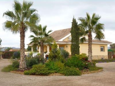 3 bedroom Villa for sale in Puerto Lumbreras with pool - € 295,000 (Ref: 4285186)