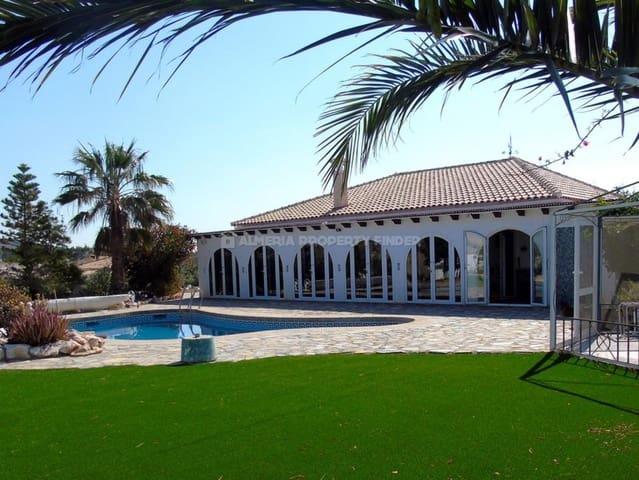 3 slaapkamer Villa te koop in Zurgena met zwembad - € 250.000 (Ref: 4919615)