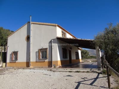 Finca/Casa Rural de 5 habitaciones en Vélez-Blanco en venta - 225.000 € (Ref: 5054113)
