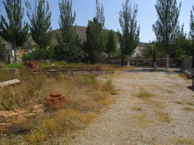 Ubebygd land til salgs i Oria - € 42 000 (Ref: 5198012)