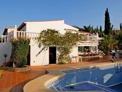 6 bedroom Finca/Country House for sale in Antas with pool - € 449,950 (Ref: 5462932)