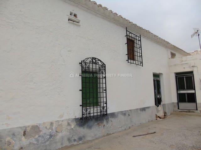 3 sovrum Finca/Hus på landet till salu i Saliente Alto - 90 000 € (Ref: 5622189)