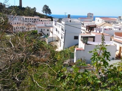 Bauplatz zu verkaufen in Salobrena - 70.000 € (Ref: 5402684)