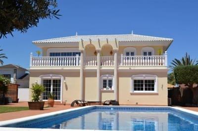 3 slaapkamer Villa te huur in Cabo Roig met zwembad - € 2.000 (Ref: 2243204)