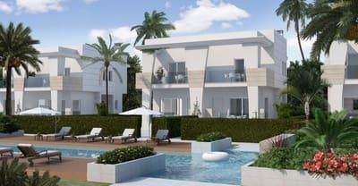 Pareado de 3 habitaciones en Doña Pepa en venta con piscina - 306.500 € (Ref: 5455494)