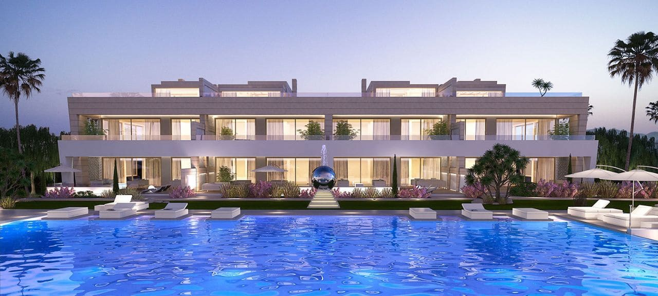 3 bedroom Penthouse for sale in Marbella with pool - € 1,650,000 (Ref: 4244735)
