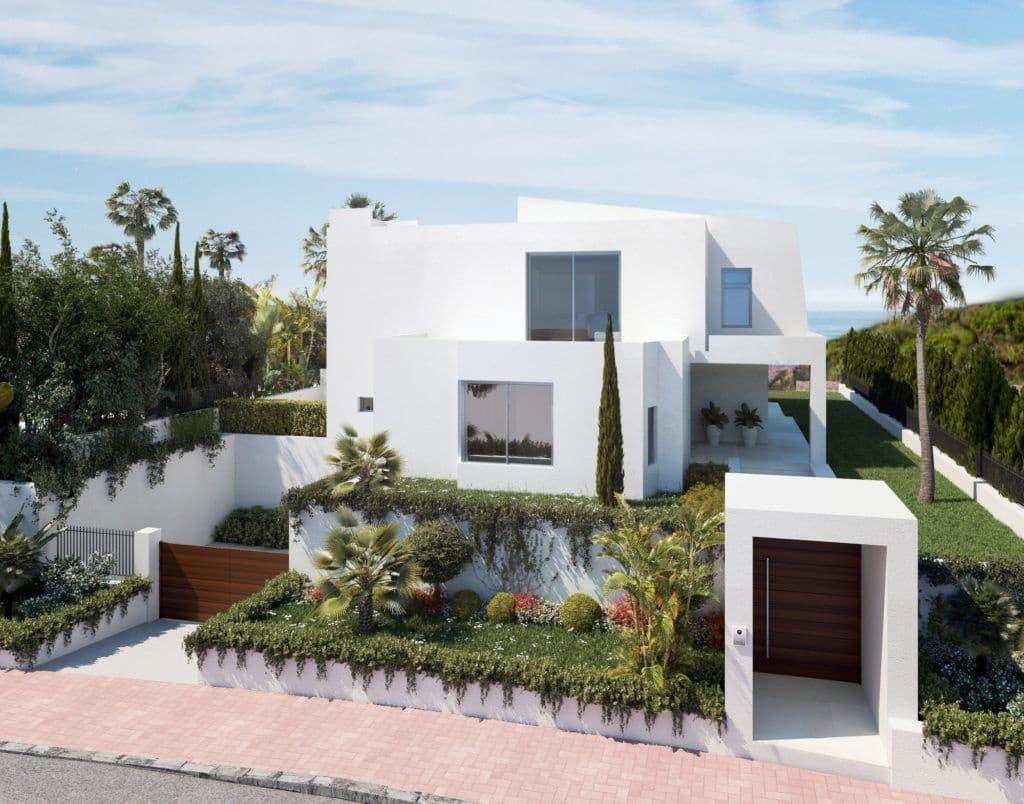 4 bedroom Villa for sale in Marbella with pool - € 1,200,000 (Ref: 4244798)