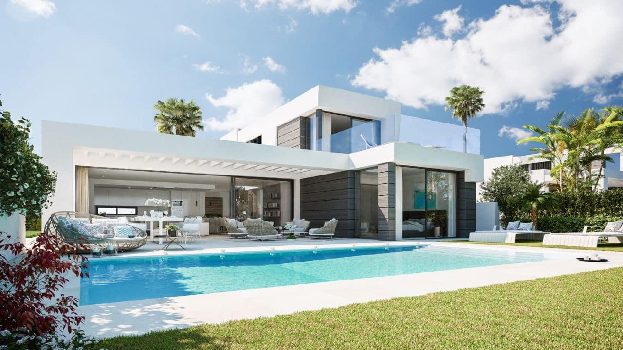 4 bedroom Villa for sale in Marbella with pool garage - € 1,350,000 (Ref: 4724713)