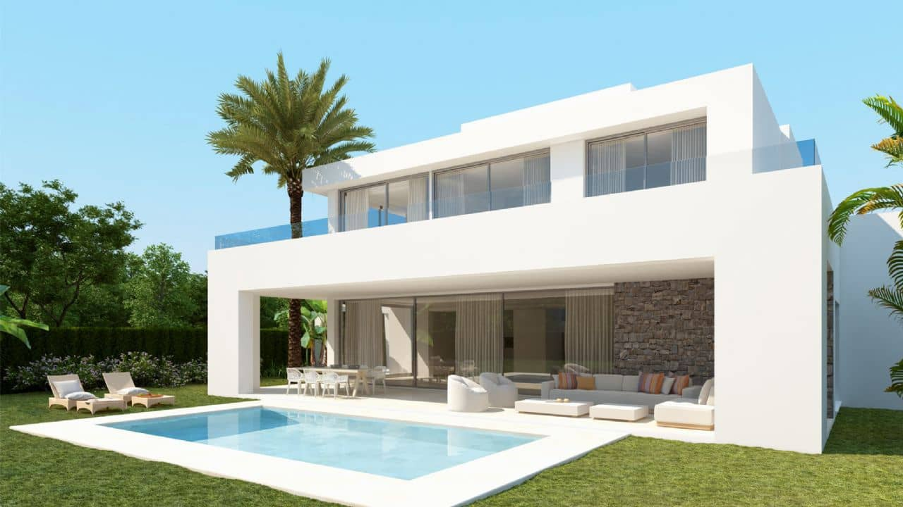 4 bedroom Villa for sale in Marbella with pool - € 1,410,000 (Ref: 4726032)