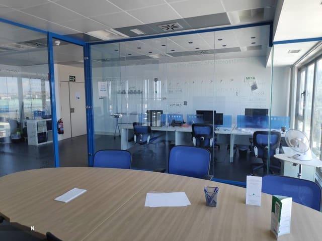 Biuro do wynajęcia w Coslada z garażem - 875 € (Ref: 5607223)