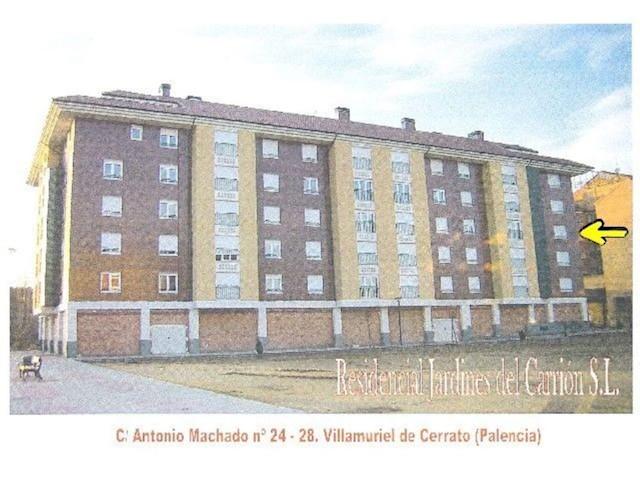 3 Zimmer Apartment zu verkaufen in Villamuriel de Cerrato - 126.000 € (Ref: 3850557)