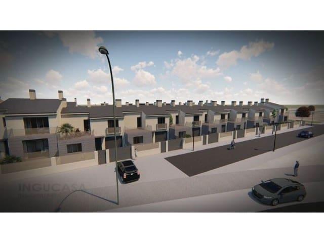 4 sovrum Hus till salu i Palencia stad med garage - 279 500 € (Ref: 4012930)