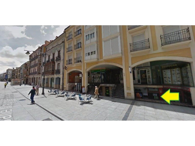 Kaupallinen myytävänä paikassa Palencia kaupunki - 49 270 € (Ref: 4514522)