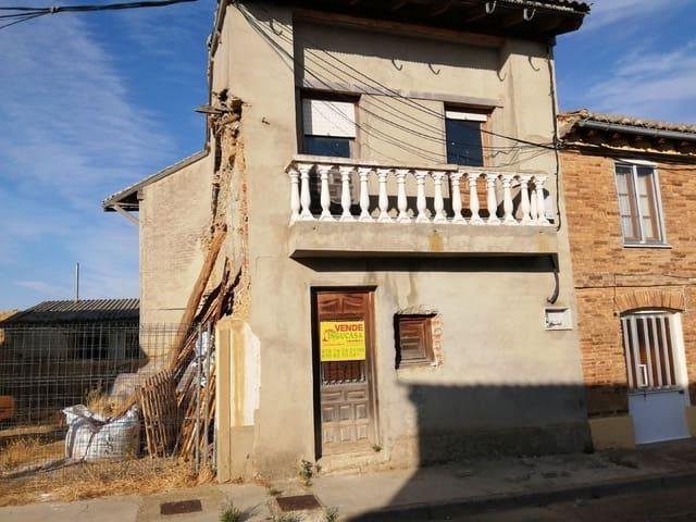 2 chambre Villa/Maison à vendre à Valde-Ucieza - 47 000 € (Ref: 4630970)